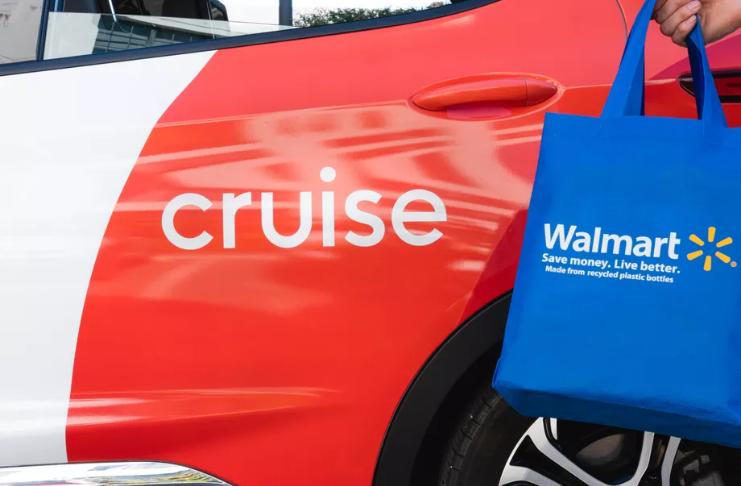 Cruise está se associando ao Walmart para delivery-robô no Arizona