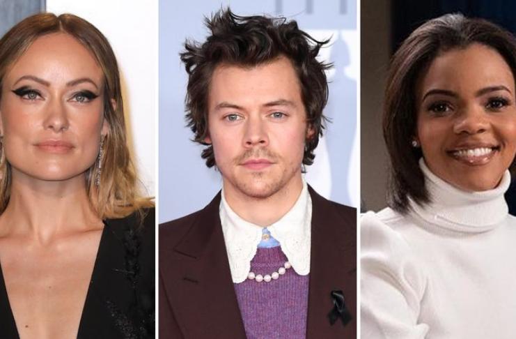 Olivia Wilde defende Harry Styles por usar vestido na capa da Vogue