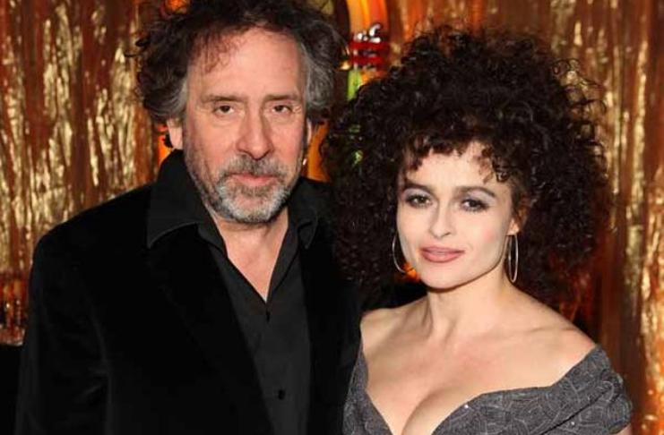 Helena Bonham Carter revela como conheceu namorado Rye Dag Holmboe