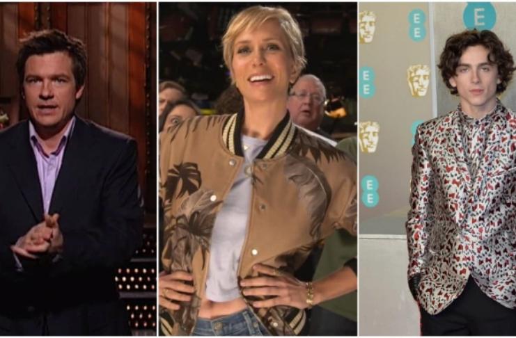 SNL: Jason Bateman, Timothée Chalamet e Kristen Wiig apresentarão três episódios finais de 2020