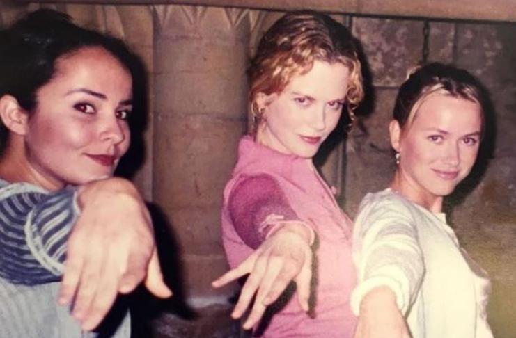 Nicole Kidman revela que era insegura quanto à sua altura quando era adolescente
