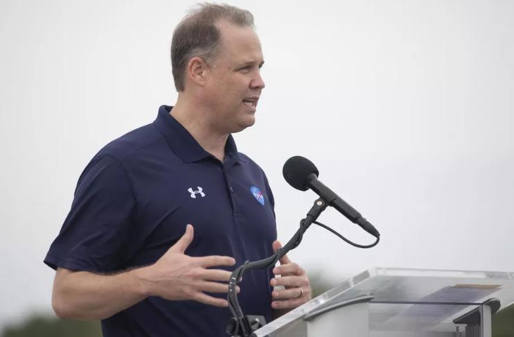 Administrador da NASA diz que planeja deixar cargo sob administração de Biden