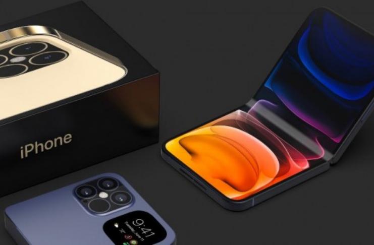 Apple está trabalhando em tecnologia de display dobrável para futuro iPhone?