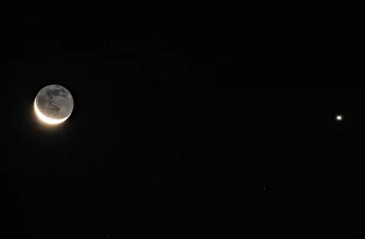 Você pode ver todos os sete planetas do sistema solar esta semana