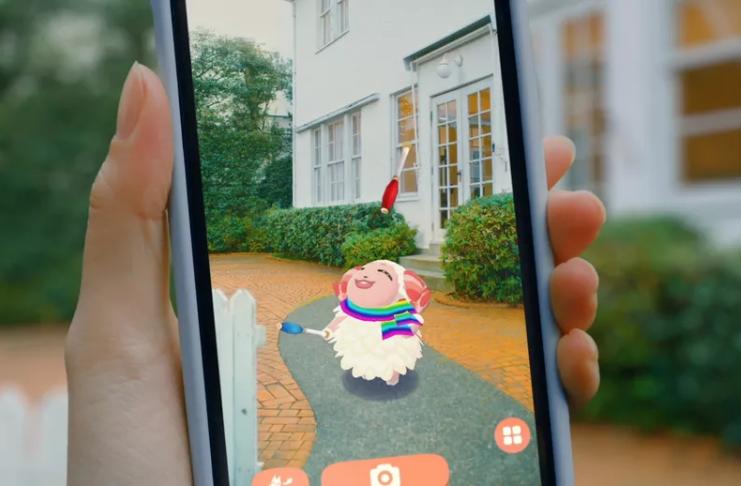 Animal Crossing: atualização do Pocket Camp traz recursos de RA para dispositivos mais recentes