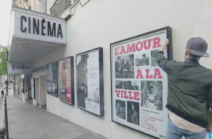Cinemas franceses serão reabertos em 15 de dezembro, conforme lockdown é amenizado
