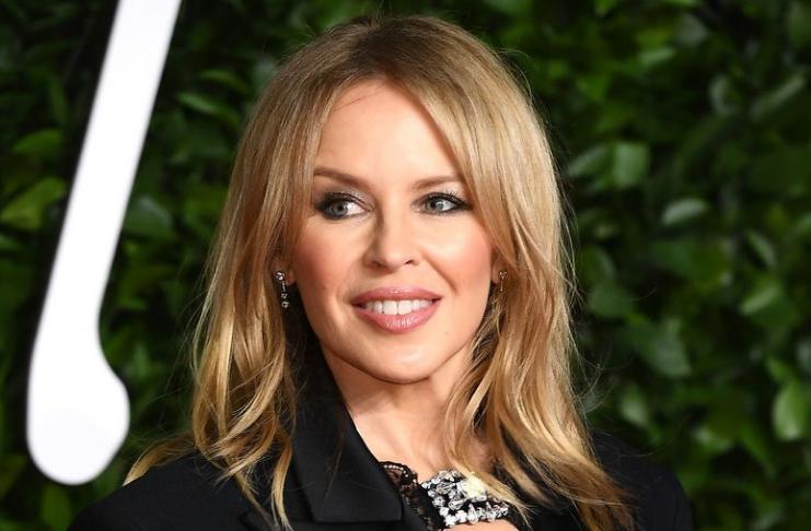 Kylie Minogue revela que quase gravou música com Prince