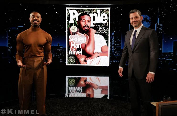 Michael B. Jordan é nomeado o homem mais sexy do mundo pela revista People