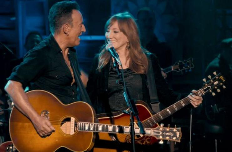 Bruce Springsteen faz história com novo álbum