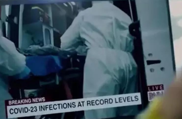 Filme de Michael Bay sobre a pandemia será lançado no próximo mês
