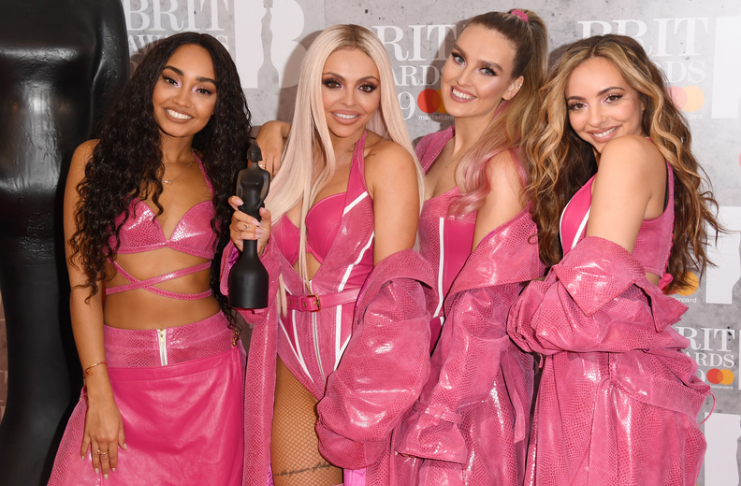 Jesy Nelson sai da Little Mix após nove anos de grupo
