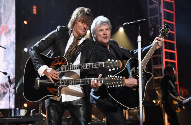 Jon Bon Jovi reflete sobre saída de Richie Sambora da banda