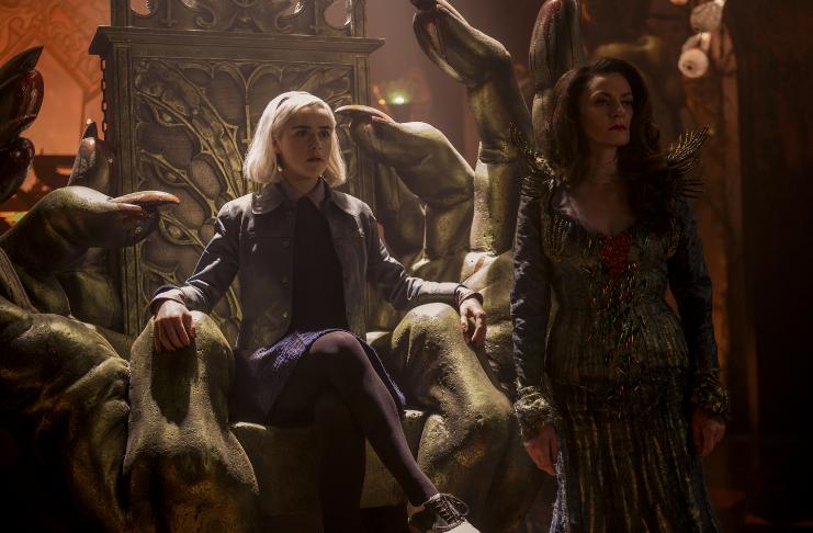 Trailer da parte 4 de 'O Mundo Sombrio de Sabrina': o começo do fim da série de bruxas da Netflix