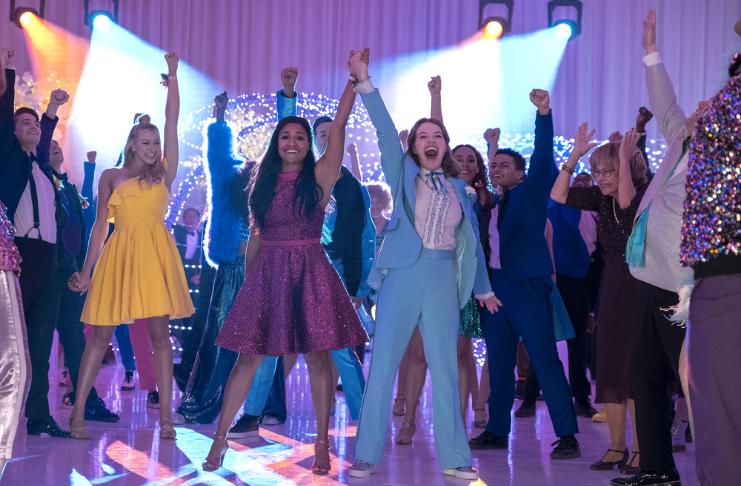 CAA assina 'The Prom' estrela revelação Jo Ellen Pellman