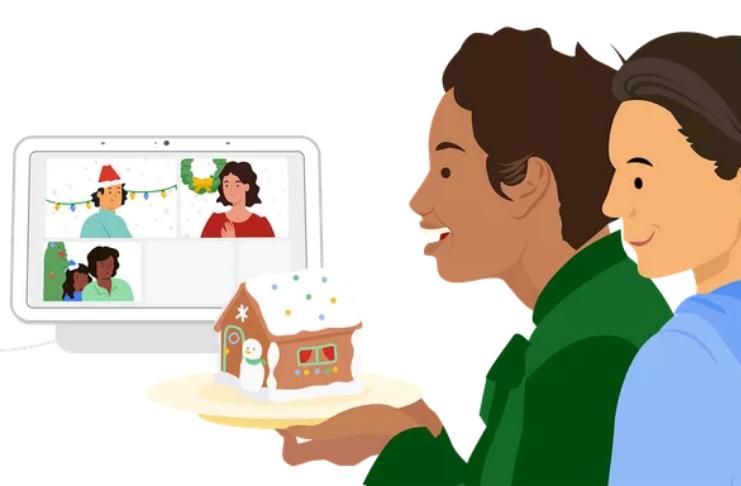 Zoom está começando a chegar no Google Nest Hub Max