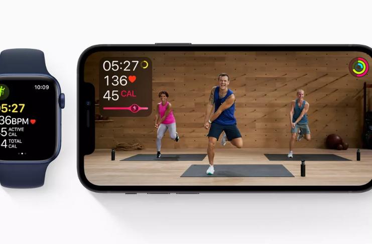 Apple Fitness Plus já está disponível