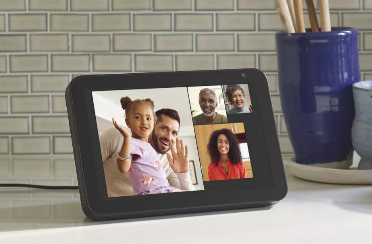 Amazon lança vídeo em grupo e chamadas de áudio para dispositivos Echo