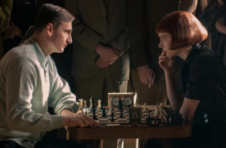 'O Gambito da Rainha' mantém coroa do Weekly U.S Streaming, com 'O Mandaloriano' ainda em perseguição
