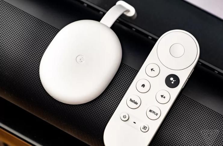 Novo Chromecast receberá aplicativo da Apple TV em breve