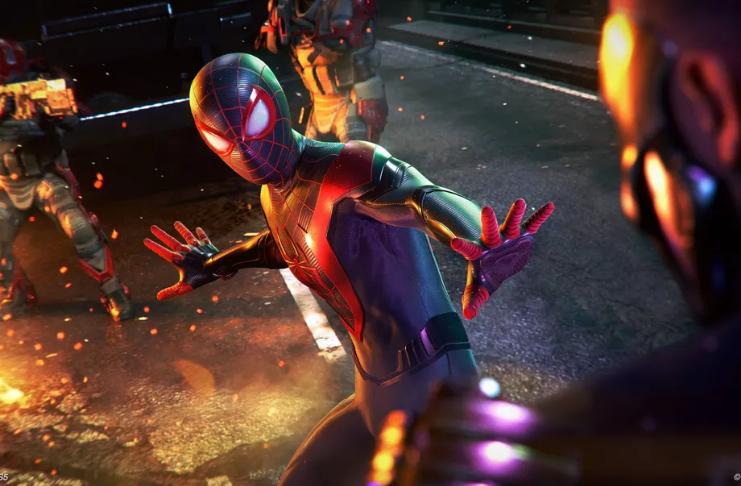 Homem-Aranha: Miles Morales é executado a 60fps com traçado de raio no novo modo