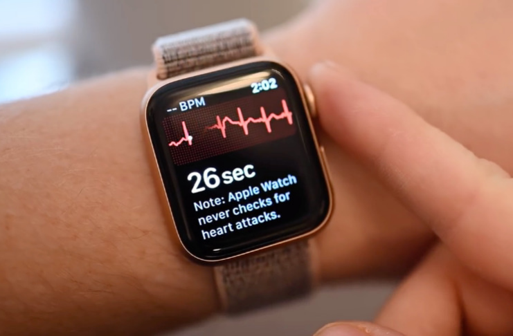 iOS 14.3 e WatchOS 7.2 obtêm novo algoritmo do Apple Watch ECG