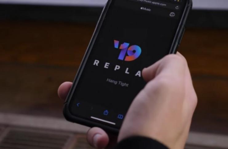 Maior competição do Retrospectiva Spotify? Apple Music Replay 2020