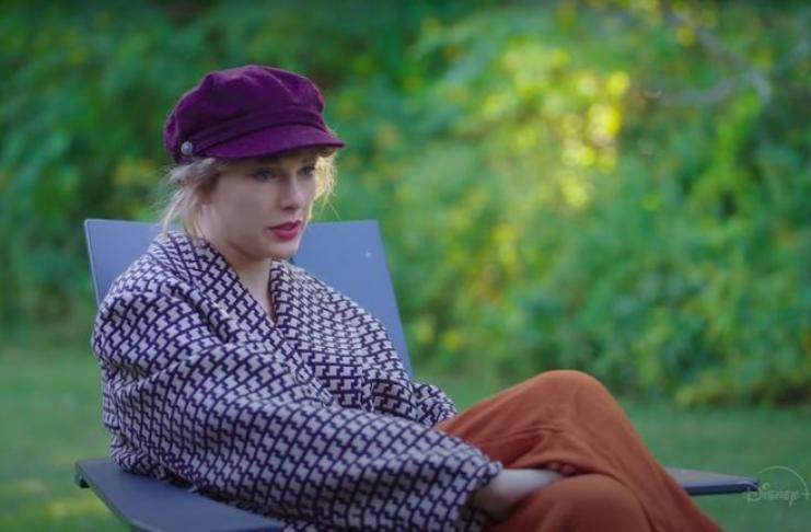 Taylor Swift anuncia segundo álbum surpresa este ano