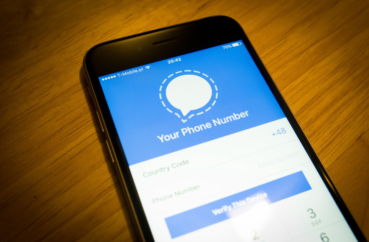 Segurança do aplicativo Signal: Recursos adicionais para mensagens mais seguras