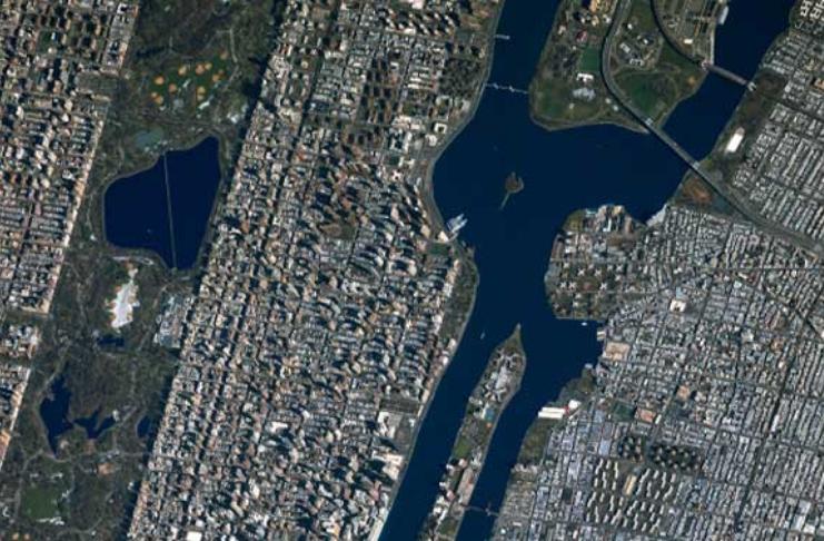 Canon lança satélite que permite capturar imagens do espaço