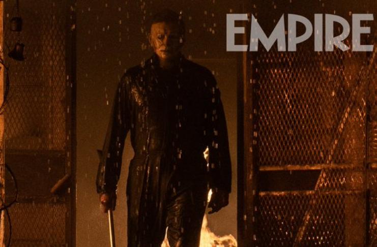 Nova imagem de Halloween Kills mostra retorno de Michael Myers