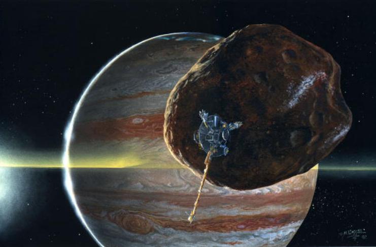 NASA encontra ondas de rádio FM em Júpiter