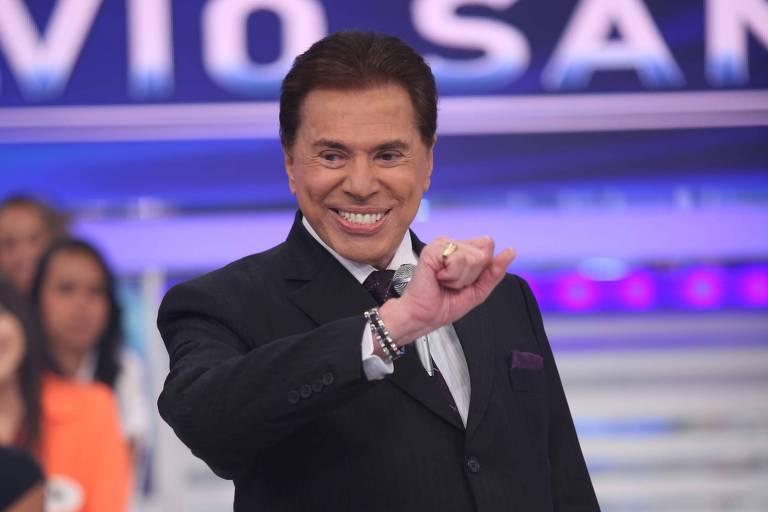 F5 - Colunistas - Tony Goes - Desmandos de Silvio Santos na ...