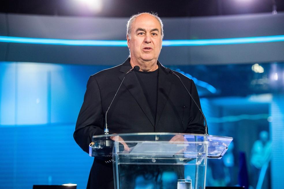 Roberto Irineu Marinho anuncia ter passado por transplante de ...
