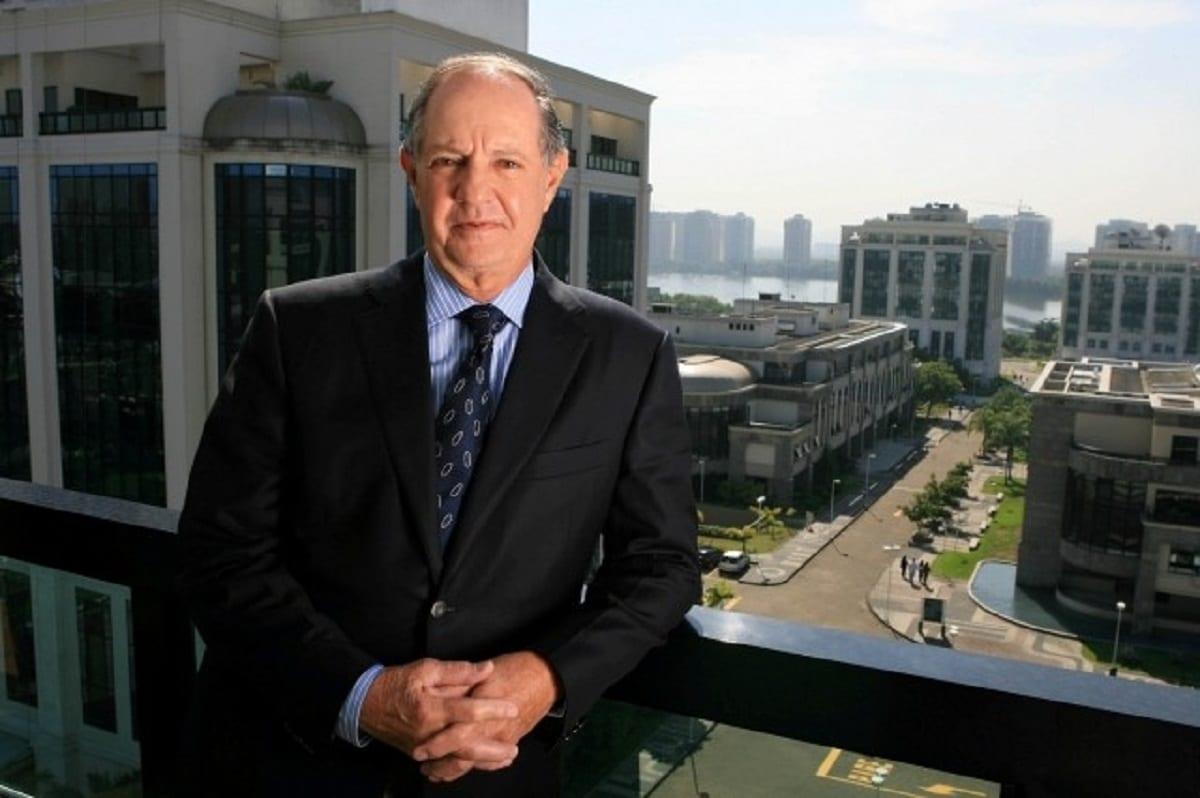José Isaac Peres - o pai dos shoppings centeer de luxo no Brasil