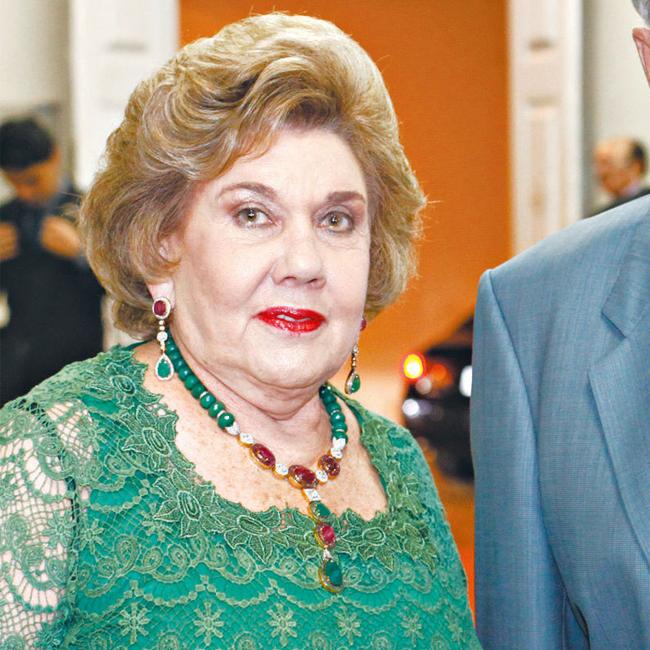 Maria Consuelo Dias Branco é a mulher mais rica do Brasil