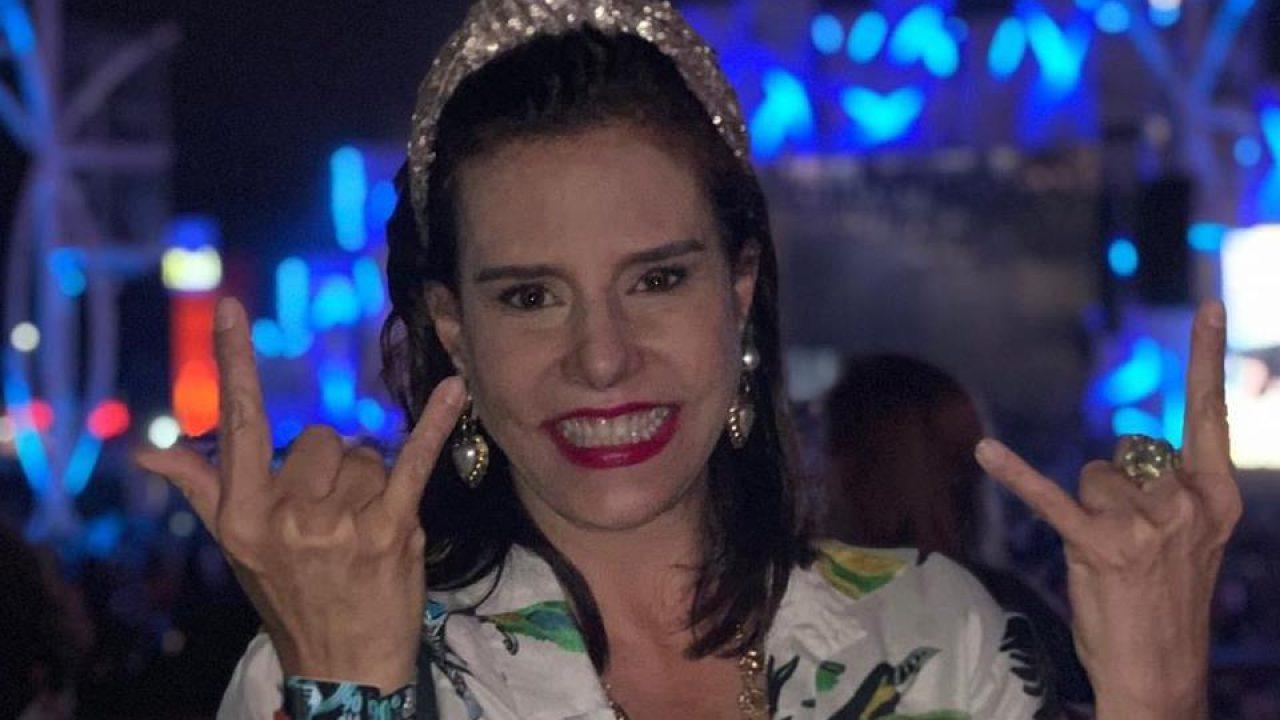Ai que loucura: Narcisa Tamborindeguy é expulsa de Búzios - Diário ...