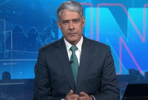 Você sabe qual é o salário do William Bonner, da Globo?