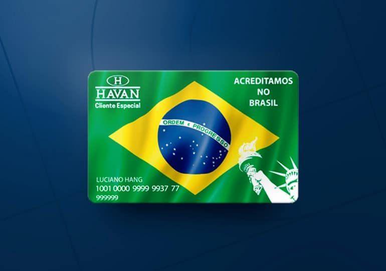 Desconto em itens da loja - Saiba como solicitar o cartão da Havan