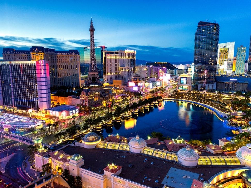 Saiba quanto você gastaria em uma viagem para Las Vegas