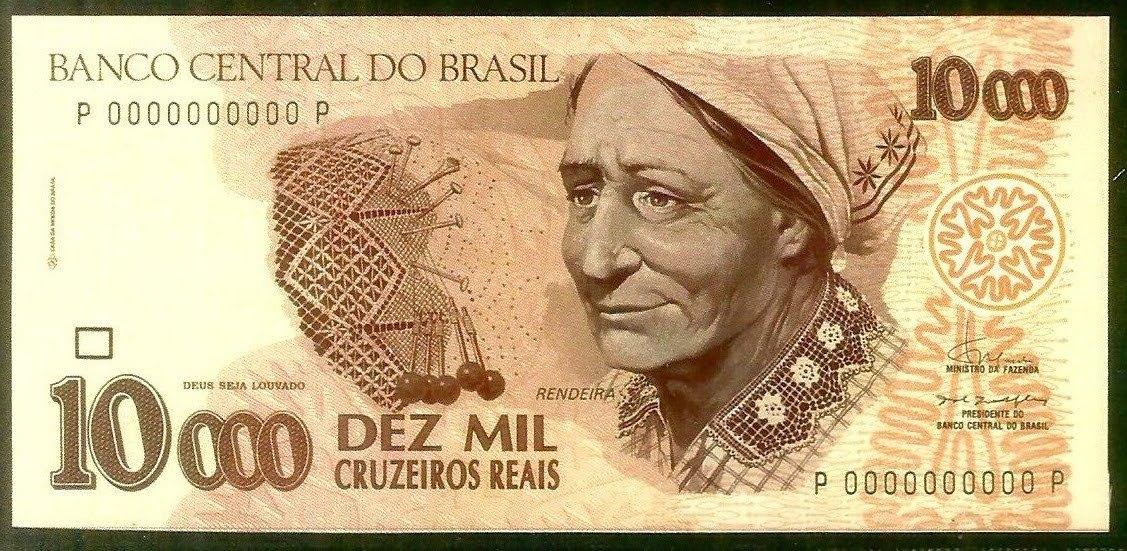 Veja os tipos de moedas que já tiveram no Brasil e quanto tempo duraram
