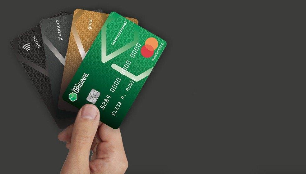 Compare mais de 10 cartões de crédito com cashback