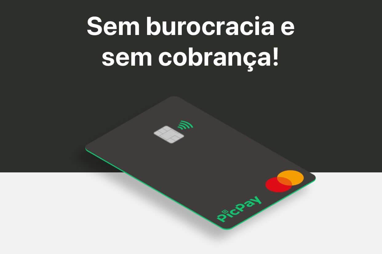 Saiba como solicitar cartão Picpay – Sem anuidade e com cashback