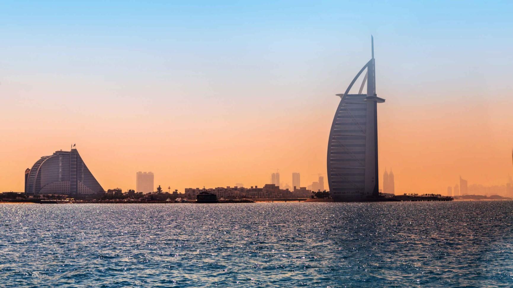 Único hotel 7 estrelas do mundo, conheça o Burj Al Arab Jumeirah