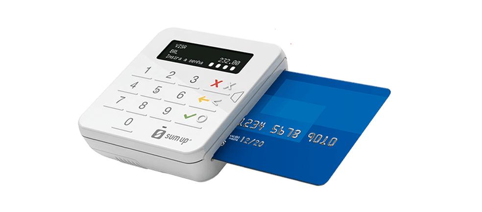 Veja a maquininha de cartão com menor porcentagem de juros