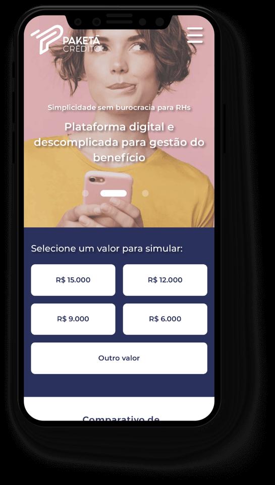 Veja como solicitar o empréstimo pelo Whatsapp na Paketá Crédito