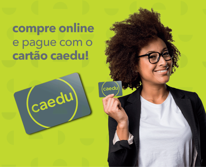 Cartão Caedu - Como solicitar, vantagens, taxas e custo-benefício