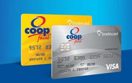 Cartões Coop Fácil - Saiba como solicitar