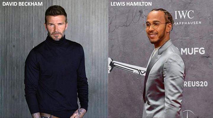 David Beckham: ex-jogador de futebol mais bem-sucedido da atualidade