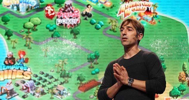 Esses bilionários fizeram parte da fortuna com videogames