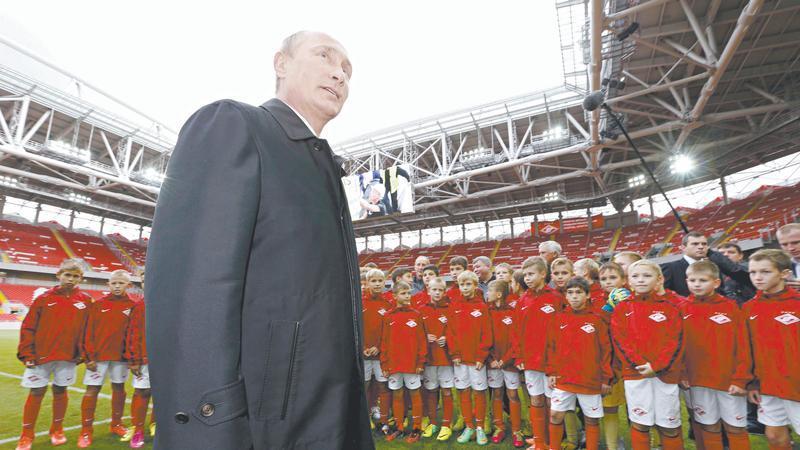 Esses 7 russos são tão ricos que possuem até time de futebol